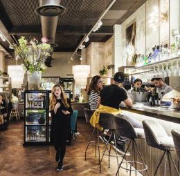 Jaime Beriestain restaurant, Barcelona