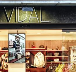 Vidal fashion boutique, Vic