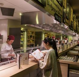 Vapiano Restaurant, Shanghai