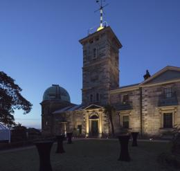 Observatory of the Museum of Applied Arts & Sciences, Sydney