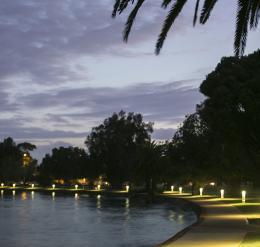 J.H. Abrahams Reserve leisure park, Perth