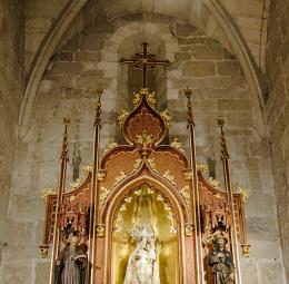 Iglesia de Nuestra Señora de la Asunción, Cati
