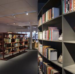 Library, Tibro